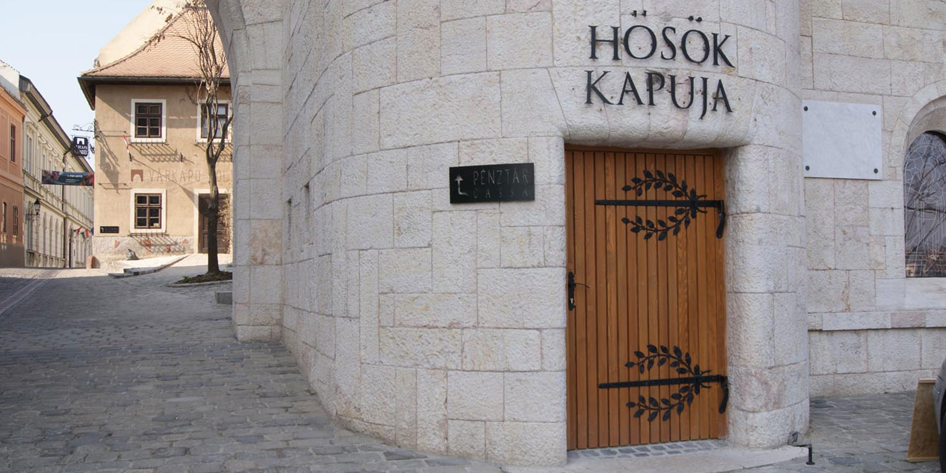 Heroes' Gate - Veszprém